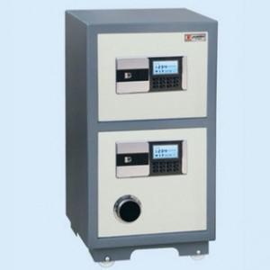 久旺GC-1000 双门电子保险柜 保险箱 公司单位用保管柜 保管箱