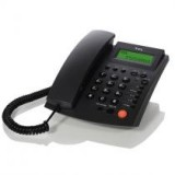 TCL电话95型 真唱铃声电话机 来电显示语音报号商务办公电话868(95)