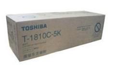 原装 东芝T-1810C-5K/10K 181 1810 粉盒 碳粉 复印机 墨粉