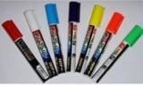 天鹅荧光板专用笔 TE-883-8 色彩鲜艳 可擦