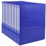 得力(deli) 5491 PP纸板文件夹系列 单强力夹 插袋 多色入