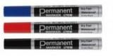 得力(Deli)6821-经典实用记号笔(黑)