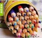 真彩(TrueColor) CK-036-12 12色彩色铅笔 小盒装