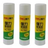 得力(Deli)7093-超强粘性PVP固体胶-效果更持久36g