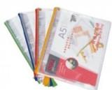 得力文件袋 得力 5591 A5 拉链袋 网格 拉边袋 拉链袋 文件袋