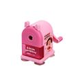 得力(Deli)0643-稳定安全学生削笔器浅粉色、淡蓝色随机发