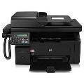惠普 HP M1216nfh 激光一体机 网络 家用打印机一体机