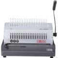 雷盛梳式装订机 全钢打孔机 全抽刀型 SD-2000 胶圈装订机