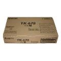 京瓷 KM- 3040 3060 粉盒 碳粉 TK-678 墨粉