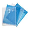 得力5511 得力文件袋 A4档案袋 透明 文件袋 资料袋 保护袋