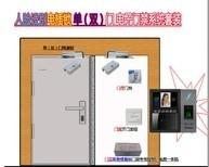人脸识别门禁系统/指纹门禁系统/门禁磁力锁套装/重庆市区内包安装