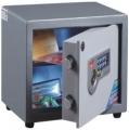 全能保险柜 SJB-1630B/R 加粗防撬保管箱 家用电子保险箱